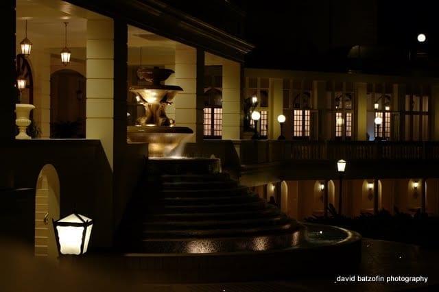 Fine dining at the Delagoa Restaurant. Polana Serena Hotel, Maputo