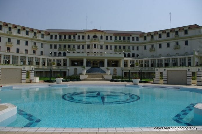 Experience the Polana Serena Hotel magic...