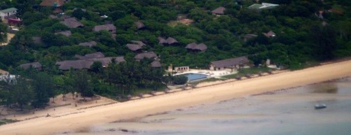 Vilanculos Beach Lodge...